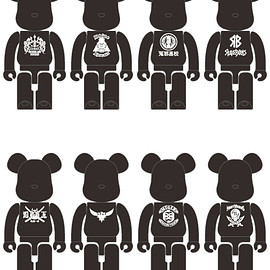 MEDICOM TOY - BE@RBRICK HiGH&LOW