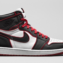 "NIKE - Air Jordan 1 High OG ""Bloodline"""
