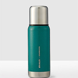 STANLEY, STARBUCKS - Stainless Steel Thermal Bottle