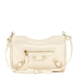 BALENCIAGA - Giant Hip leather shoulder bag