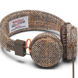 URBANEARS × Harris Tweed - Plattan Headphone
