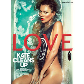 LOVE Magazine - Kate Moss by Tim Walker for Love No.9 – KATE