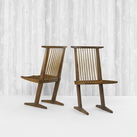 George Nakashima - Conoid chair