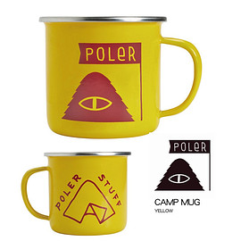 POLeR - CAMP MUG (yellow)