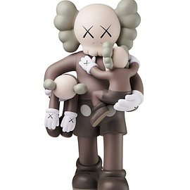 KAWS - KAWS CLEAN SLATE (Brown)