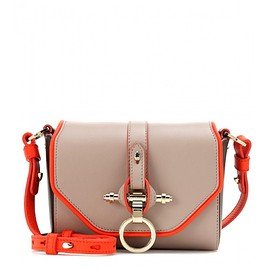 GIVENCHY - Obsedia leather shoulder bag
