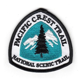 Pacific Crest Trail - Patch