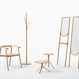 nendo - nendo: splinter collection for conde house