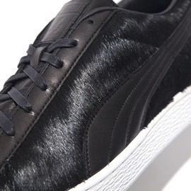 Puma - Japan Basket Pony Low - Black