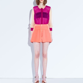 Three Floor - Brighten Up Mesh Shirt