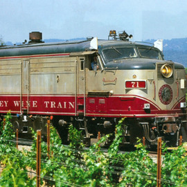 Napa Valley - Wine Train