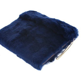 3.1 Phillip Lim - Rabbit Fur iPad Case