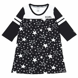 X-girl - football T-dress for Tommy