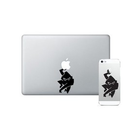 ninja tune - Ninja Laptop Sticker