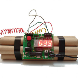 Nootropic Design - Defusable Alarm Clock