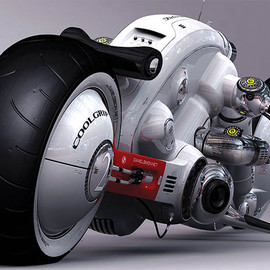 Cosmic Motors Concept by Daniel Simon - Cosmic Motors Concept by Daniel Simon