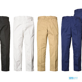 STANDARD CALIFORNIA - SD Coolmax Stretch Twill Work Pants