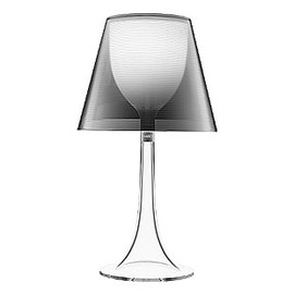 FLOS - moss > Miss K table lamp (clear) by Philippe Starck
