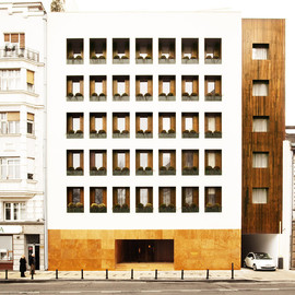 Mr. Isay Weinfeld - SQUARE NINE HOTEL