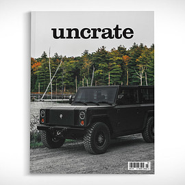 Uncrate - UNCRATE / ISSUE 03