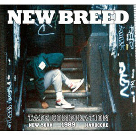 Various Artists - NEW BREED TAPE COMPILATION(デジパック)