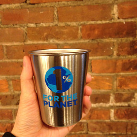 1% for the Planet, Klean Kanteen - 1% for the Planet Klean Kanteen 10oz Cup