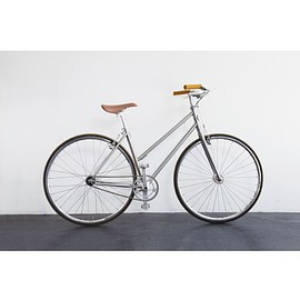 CARTEL BIKES, BAL - CARTEL BIKES x BAL ORIGINAL COLLABORATION LTD BIKE CHROME