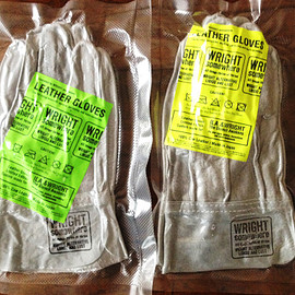 """WRIGHT - """"LEATHER GLOVES"""""""