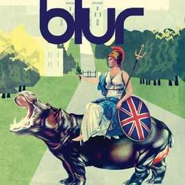 blur - THE BEST OF BRITISH blur (Closing Ceremony Celebration Concert)