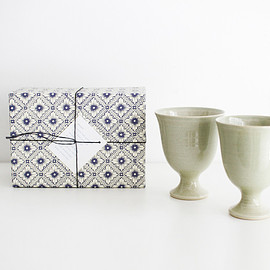 doinel - doinel Gift Box 2 GOBLETS Set