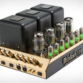 McIntosh - 50th Anniversary MC275 Tube Amplifier