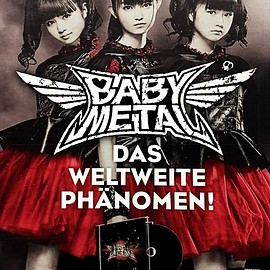 BABYMETAL - Germany poster