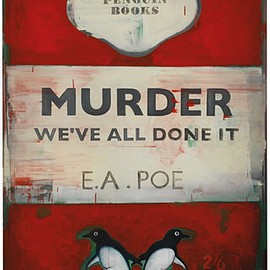 Harland Miller - MURDER - WE'VE ALL DONE IT