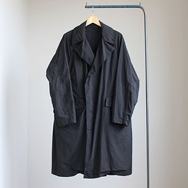 TEATORA - Device Coat [packable] #black