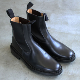Tricker's - stephen black chelsea boot