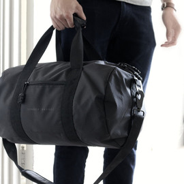 Bomber Barrel - Bomber Barrel Bag - Black