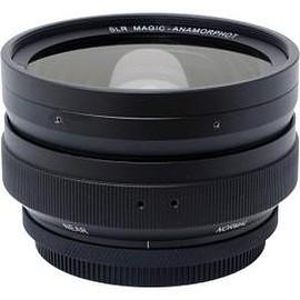 SLR Magic - SLR Magic Anamorphot 1.33x 50 Anamorphic アダプター