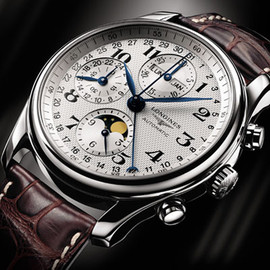 Longines - Master Collection Moon Phase Chronograph