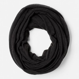 Everlane - The Infinity Scarf (Coal)