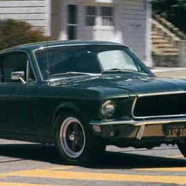 FORD - MUSTANG GT390 1968