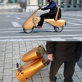 Moveo - Folding Electric Scooter