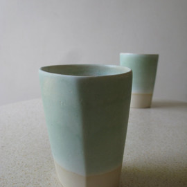 SimoneCeramics - One Ceramic Beaker