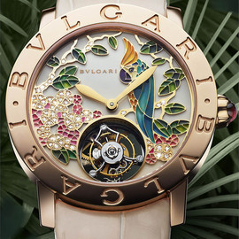 Bulgari - the giardino tropicale