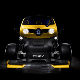 RENAULT - twizy sport F1 electric concept
