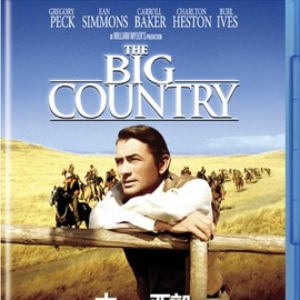 William Wyler - 大いなる西部 The Big Country [Blu-ray]