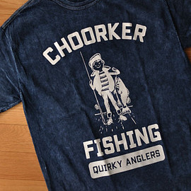 Choorker - QUIRKY ANGLERS(タイダイ)