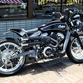 Indian - Scout FTR 1200Special