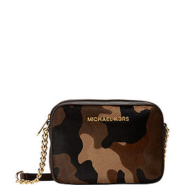 Michael Kors - Jet Set Travel Crossbody In Duffle Camo