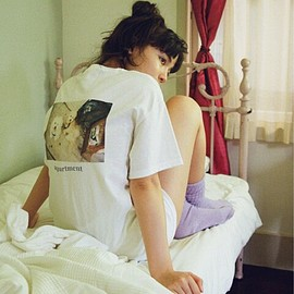 charles chaton - apartment for CC NY wanko Tee