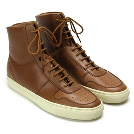 Common Projects - Vintage Basketball Sneakers Cuoio